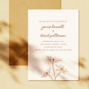 Starlet Invitation