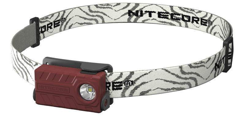 Lampe frontale rechargeable - NU20 - Lampe torche & Co