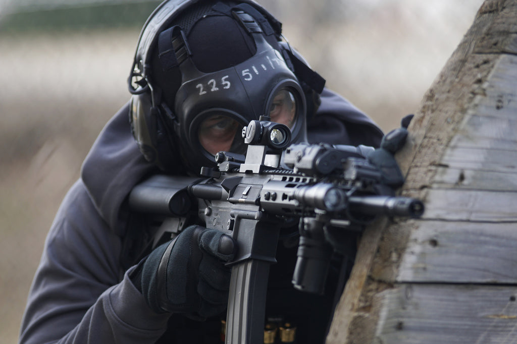 Airsoft SAS Full Mask Style