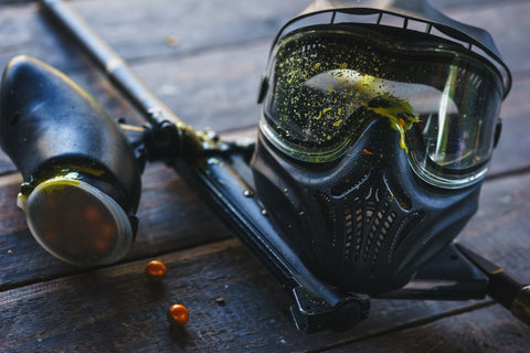 paintball mask review
