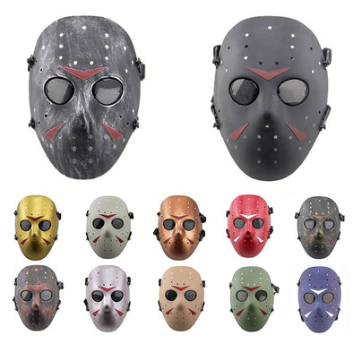 ATSFG MT DC18 Jason Hockey Airsoft Mask - KNAMAO