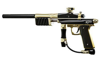 Azodin KP3.5 KAOS Pump Paintball Marker Black-Gold - KNAMAO
