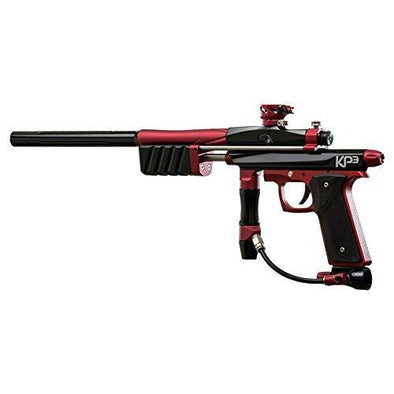 Azodin KP3.5 KAOS Pump Paintball Marker Black-Red - KNAMAO
