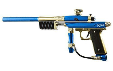 Azodin KP3.5 KAOS Pump Paintball Marker Blue-Gold - KNAMAO