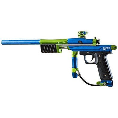 Azodin KP3.5 KAOS Pump Paintball Marker Blue-Green - KNAMAO