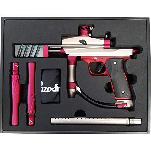 Azodin KP3.5 KAOS Pump Paintball Marker Gold-Red - KNAMAO