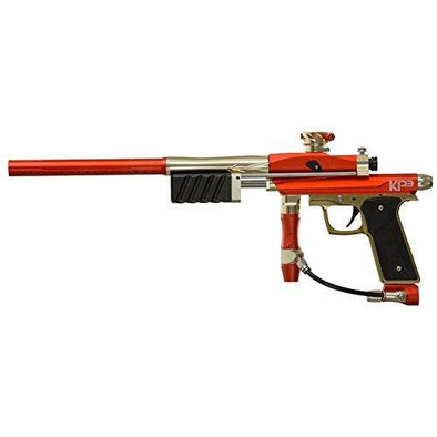 Azodin KP3.5 KAOS Pump Paintball Marker Orange-Gold - KNAMAO