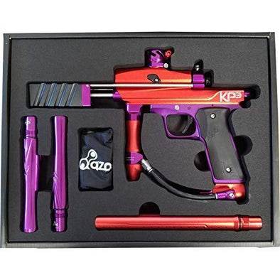 Azodin KP3.5 KAOS Pump Paintball Marker Orange-Purple - KNAMAO