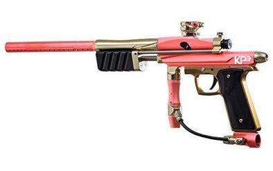 Azodin KP3.5 KAOS Pump Paintball Marker Pink-Gold - KNAMAO