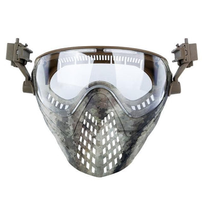 Challenger Outdoor WST Leader Paintball Masks with Interchange 3 Lens - KNAMAO
