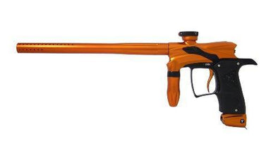 Dangerous Power G5 Paintball Marker Orange - KNAMAO