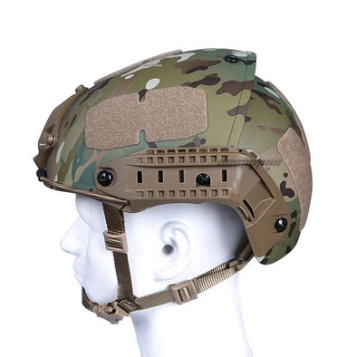 Demeysis Airsoft HL01 Tactical FAST Helmet ABS - KNAMAO