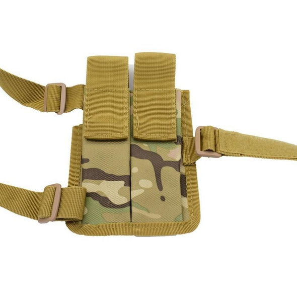 Demeysis Yexia Airsoft Adjustable Shoulder Gun Holster - KNAMAO