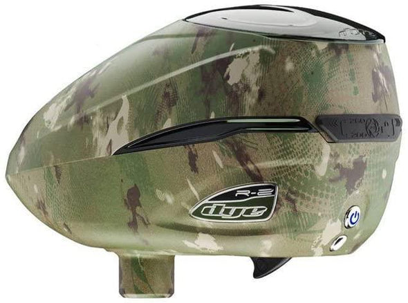 Dye R2 Electronic Paintball Loader - KNAMAO
