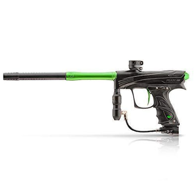 Dye Rize CZR Paintball Marker Black-Lime - KNAMAO