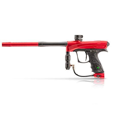 Dye Rize CZR Paintball Marker Red-Black - KNAMAO