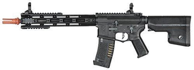 Elite Force Amoeba AM-009 AEG Automatic 6mm BB Rifle Airsoft Black - KNAMAO