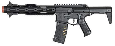 Elite Force Amoeba M4 AM-013 AEG 6mm BB Rifle Airsoft Gun Black - KNAMAO