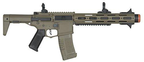Elite Force Amoeba M4 AM-013 AEG 6mm BB Rifle Airsoft Gun Dark Earth Brown - KNAMAO