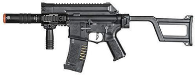 Elite Force Ares Amoeba AM-005 AEG Gen5 SMG Black - KNAMAO