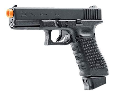 Elite Force Glock 17 Gen4 Blowback 6mm BB Pistol Airsoft Gun 23-Round Capacity - KNAMAO