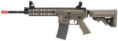 Elite Force M4 CFR AEG Automatic 6mm BB Rifle Airsoft Gun FDE - KNAMAO