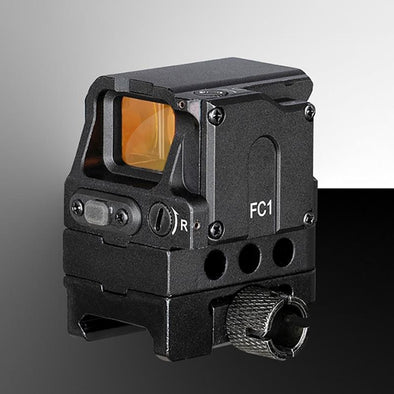 Fire Wolf FC1 Red Dot Sight Reflex Holographic for 20mm Rail - KNAMAO