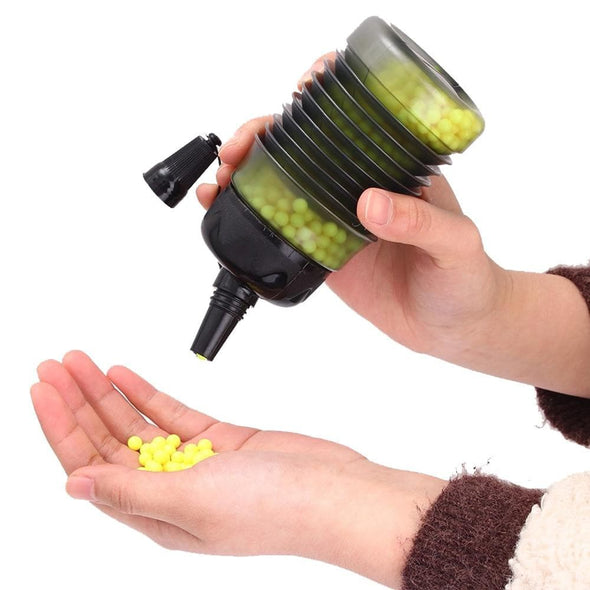 FUNANASUN Airsoft Quick Speed Loader Bottle for 2300 BBs - KNAMAO
