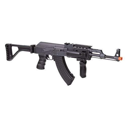 GameFace GFAR Insurgent AK47M Tactical Black Ops AEG Airsoft Rifle - KNAMAO