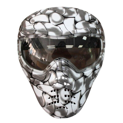 HPAT APM03 Single Lens Paintball Mask - KNAMAO