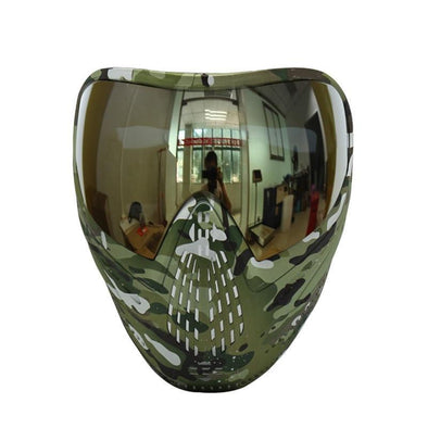 HPAT GPM01 Thermal Paintball Mask Multicam - KNAMAO
