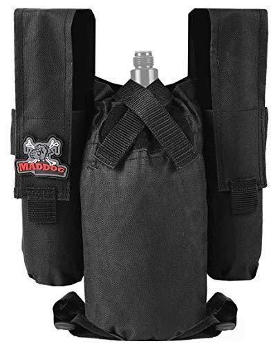 Maddog Paintball Harness 6/4/2+1 Black - KNAMAO