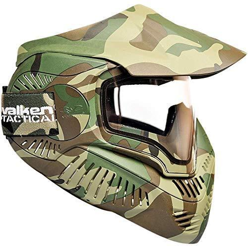 Valken SLY Paintball Annex MI-7 Thermal Mask Woodland - KNAMAO