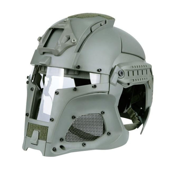 WoSporT Iron Warrior Airsoft Tactical Face Mask - KNAMAO
