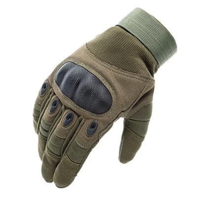 Zohan Tactical Hard Knuckle Gloves - KNAMAO