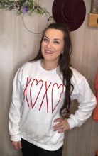Load image into Gallery viewer, XOXO sweatshirt