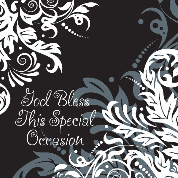 Divinity Boutique Napkin: Bless This Special Occasion