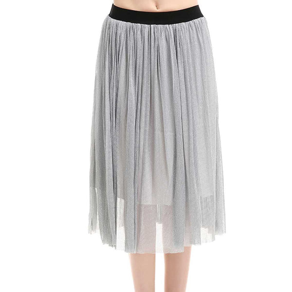 Pleated Skirt - One Size