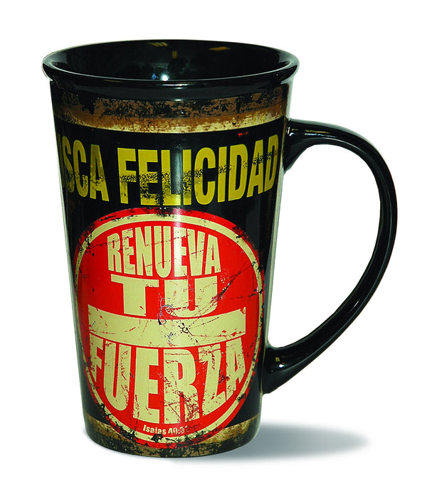 Divinity Boutique Spanish Mega Mug
