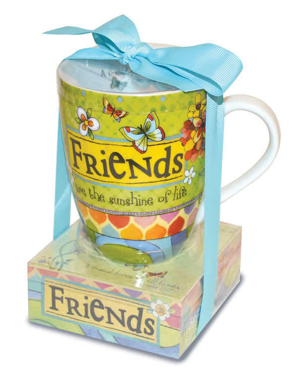 Divinity Boutique Mug With Memo Pad : Friends