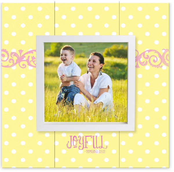 Divinity Boutique Sunshine Daisies: Joyful Picture Frame