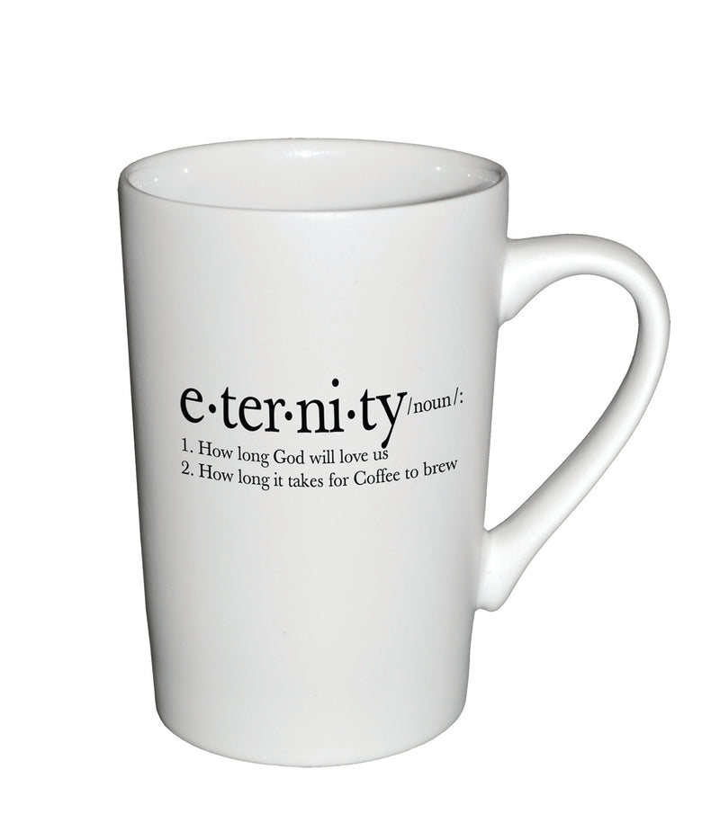 Divinity Boutique Matte Definition Mug : Eternity