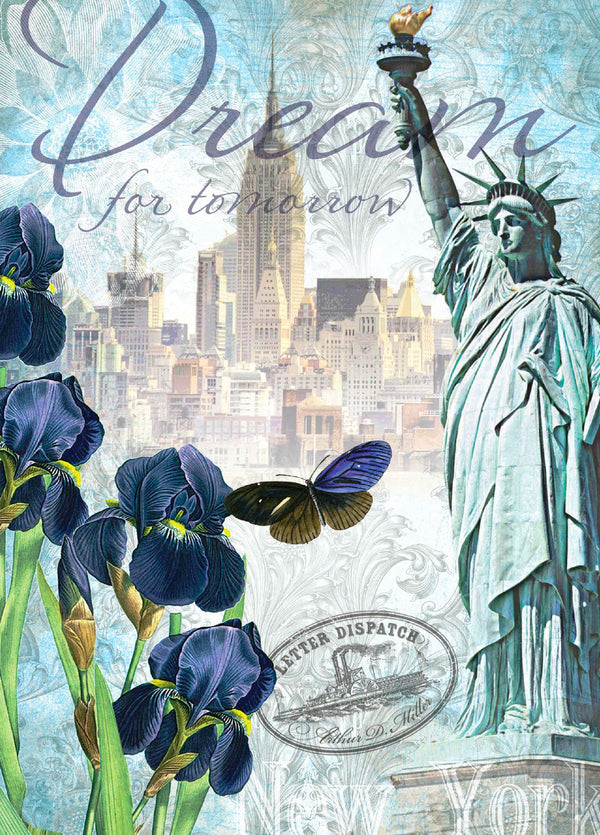 Divinity Boutique Single Cards: New York (6 Pack)