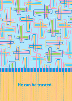 Divinity Boutique Single Cards: He Can Be Trusted (6 Pack)