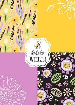 Single Cards: Get Well Bee Well (6 Pack)