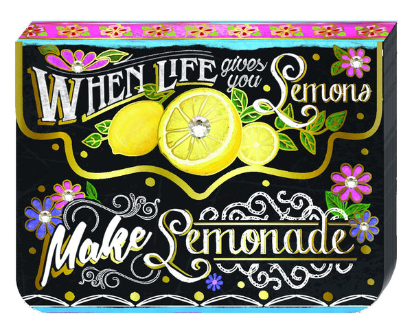 Divinity Boutique Purse Pad : Chalkboard Lemonade