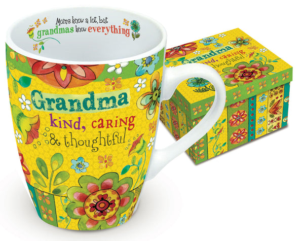 Hearts 'N Hugs: Boxed Mug, Grandma