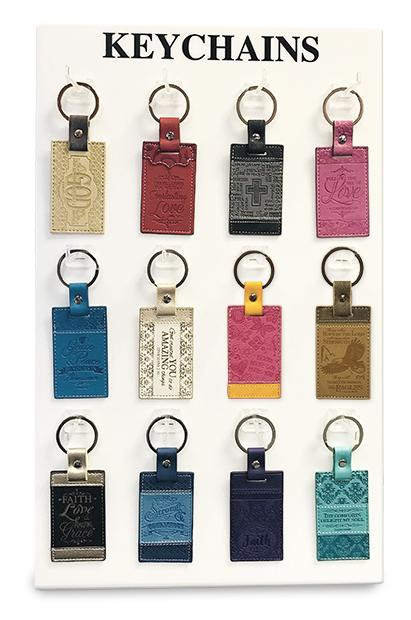 Divinity Boutique Divine Details: Keychain Display Deal (Receive 4 Free As Offset)