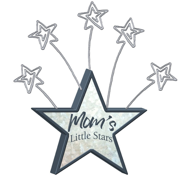 Oak Patch Gifts Cherished Women: Mom's Stars Photo Block