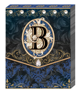 Divinity Boutique Monogram B: Pocket Pad